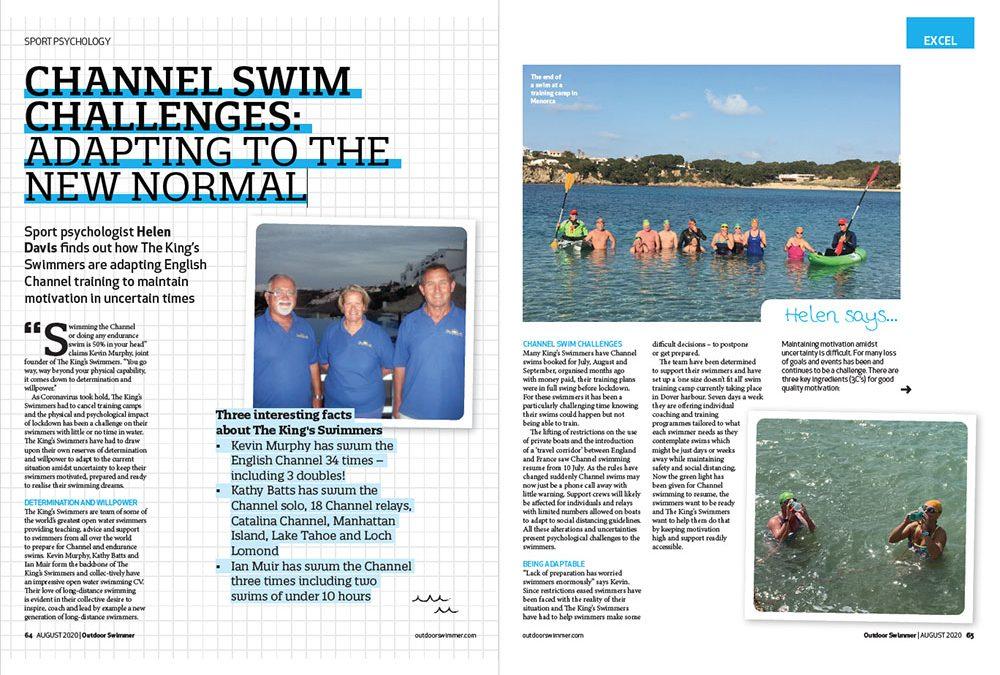 Outdoor Swimmer magazine
